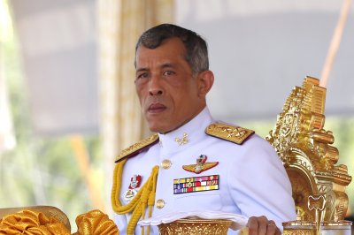 Activist sent to prison for 'defaming' Thai king with shared news article