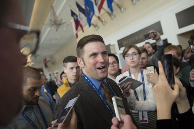 Richard Spencer speech at University of Florida becomes shouting match