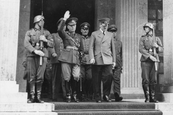 On This Day: Romania joins Axis powers in WWII