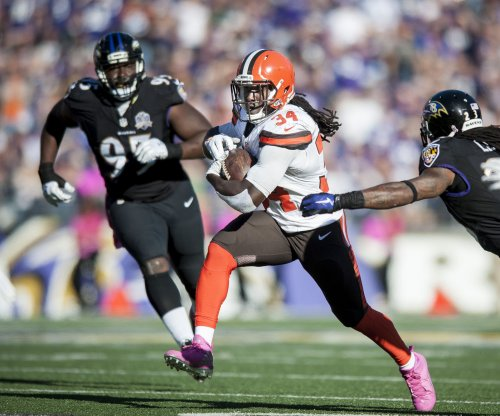 Former Browns RB Isaiah Crowell will sign with New York Jets