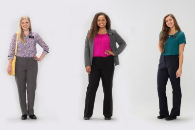 Female Mormon missionaries allowed to wear dress slacks