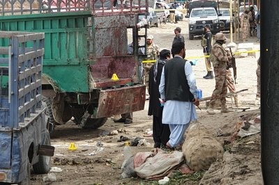 Gunmen ambush bus, shoot dead 14 passengers on Pakistani highway