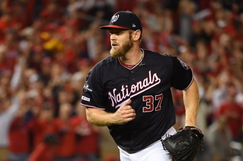 NLCS: Stephen Strasburg, Nationals beat Cardinals to take commanding 3-0 lead
