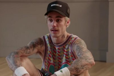 Justin Bieber performs 'Toddlerography' with James Corden