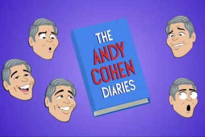 Animated series 'The Andy Cohen Diaries' headed to Quibi on Monday