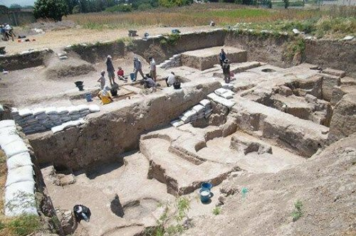 Humans in ancient Turkey adapted to climate change, thrived