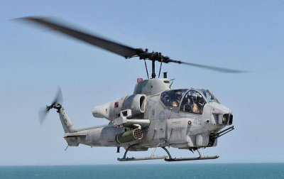 Elbit Systems upgrading Marine Corps' SuperCobra fleet