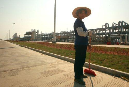 GDF Suez mulls Indonesian LNG