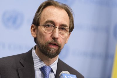 U.N. rights chief: Islamic State is 'potentially genocidal'