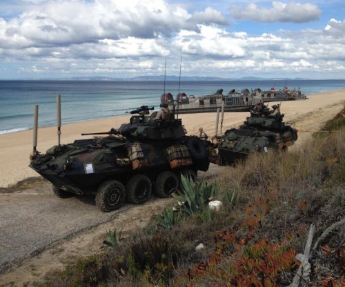 Russian observers visit NATO's Trident Juncture exercise