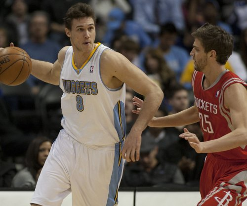 Denver Nuggets F Danilo Gallinari done for season