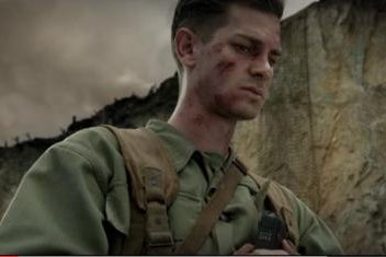 Trailer premieres for Mel Gibson's 'Hacksaw Ridge' starring Andrew Garfield