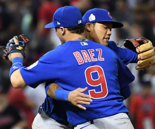 Addison Russell, Chicago Cubs slam Cleveland Indians, force Game 7