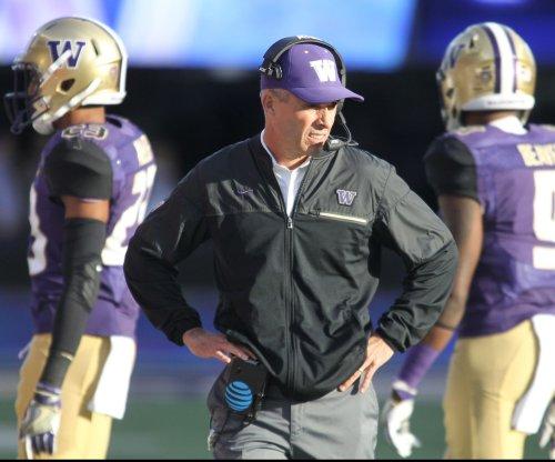 Washington's Chris Petersen confident about CFP chances