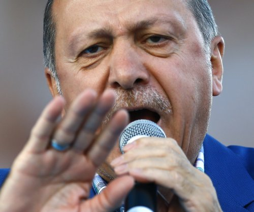 Erdogan: Dutch are 'Nazi remnants' for banning foreign minister