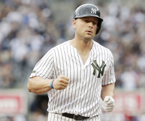 Matt Holliday's homer lifts New York Yankees over Oakland A's