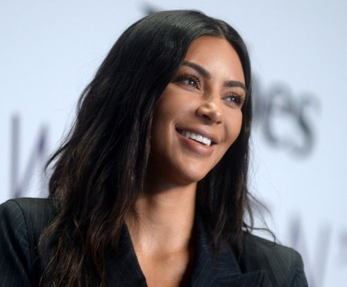 Kim Kardashian defends daughter's corset-inspired dress: 'I think it's really cute'