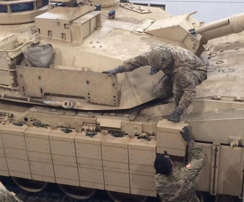 Cherokee Nation Red Wing receives EFP armor kit contract