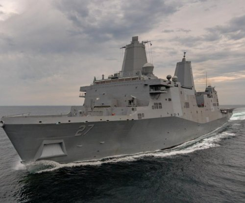 Future USS Portland completes trials ahead of spring 2018 commissioning