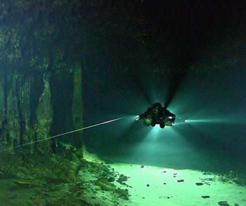 Scientists find strange methane-based ecosystem in Mexico's flooded caves
