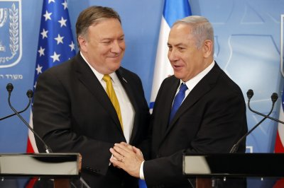 Netanyahu to meet with Pompeo as Iran becomes more defiant