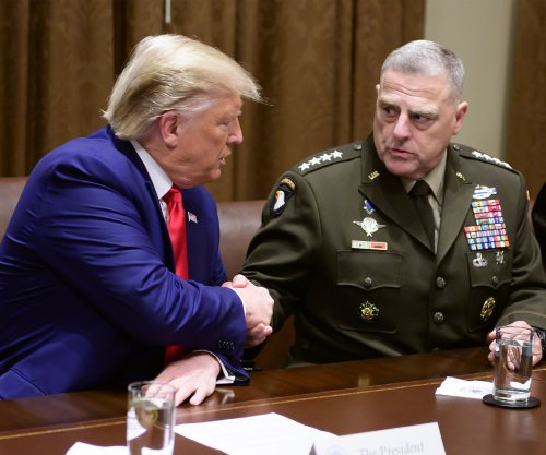 Joint Chiefs Chairman Milley: U.S. troops to remain in Syria