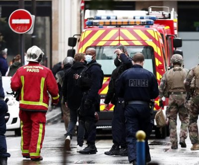 At least 2 stabbed in Paris near site of 2015 Charlie Hebdo attack