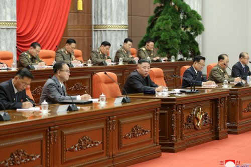 Senior North Korea military official reappears after absence, rebuke