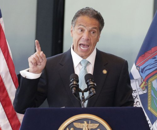 Former N.Y. Gov. Andrew Cuomo charged with misdemeanor sex crime