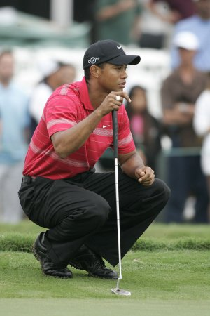 Players Championship goes on without Woods