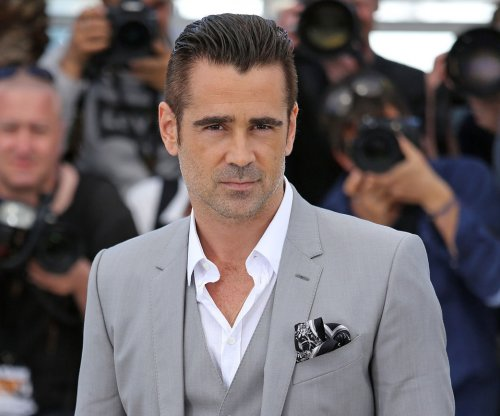 Colin Farrell drank melted ice cream to gain weight for role