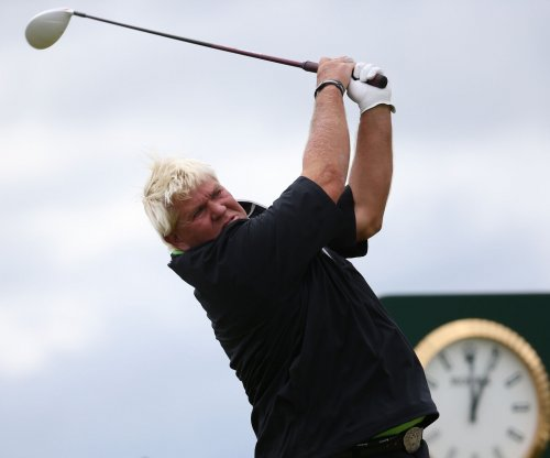 John Daly hospitalized after collapsing on course
