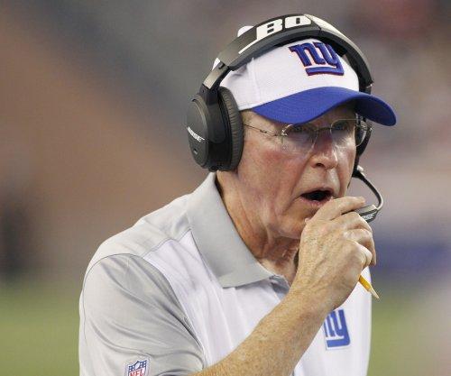 Tom Coughlin says New York Giants DE Jason Pierre-Paul 'not ready to go'