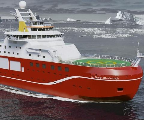 'Boaty McBoatface' ship to be renamed after BBC broadcaster David Attenborough