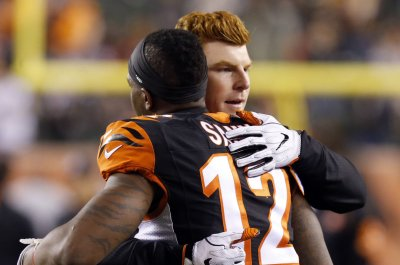 Cincinnati Bengals insist they've moved on from wild-card meltdown