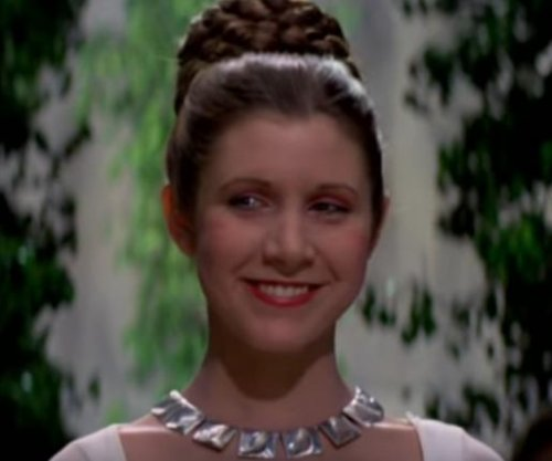 'Star Wars' actress Carrie Fisher dies at 60