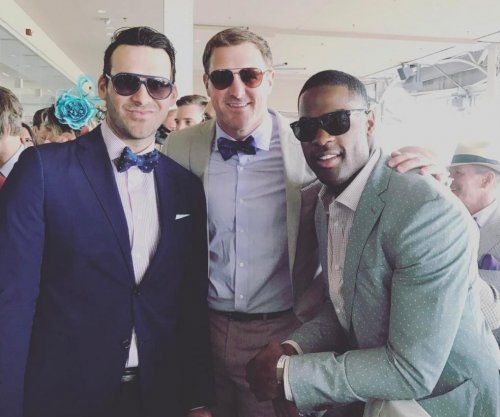 Who was the best dressed athlete at the 2017 Kentucky Derby?