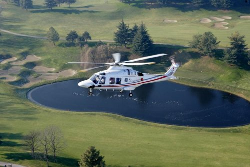 Norwegian Police pick Leonardo's AW169 helicopter