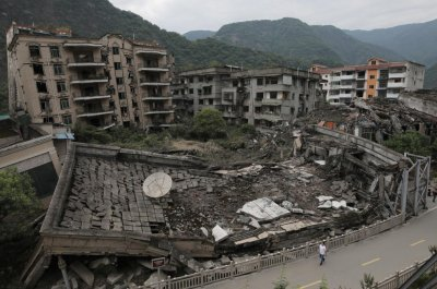 Chinese comedian's jokes about killer earthquakes cause uproar