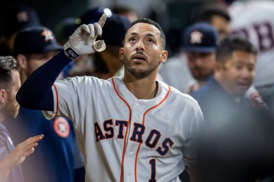 Astros' Carlos Correa back from injured list