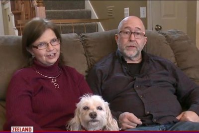 Dog alerts Michigan family to carbon monoxide leak inside home