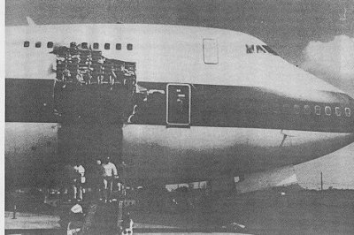 On This Day: Section of United Boeing 747 ripped away; 9 dead