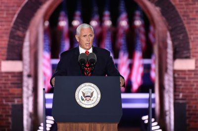 Mike Pence at RNC: 'We will have law and order on the streets of this country'