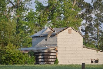 On This Day: Tornado outbreak kills dozens across U.S. South