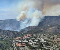 Evacuations ordered for parts of LA County as 'suspicious' Palisades Fire grows