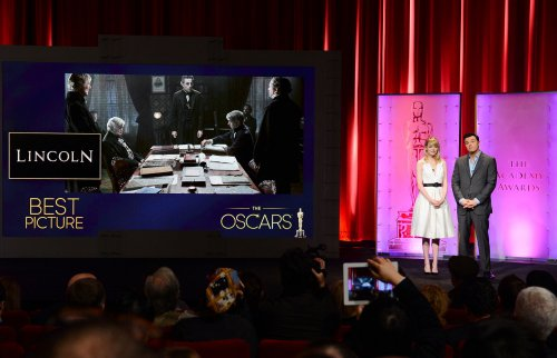 'Lincoln' leads with 12 Oscar nods; 'Life of Pi' grabs 11