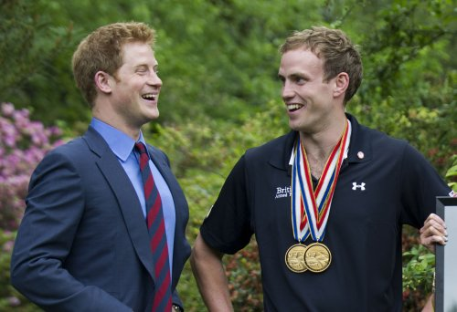 Gov. Christie to keep eye on Prince Harry