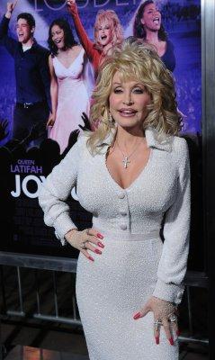 Dolly Parton debuts new song, 'Blue Smoke'