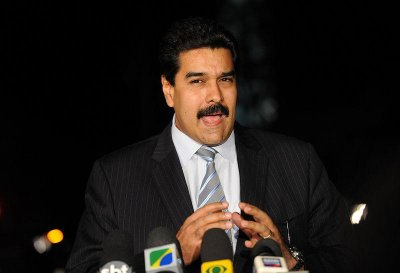 Venezuelan opposition and government meet for peace talks