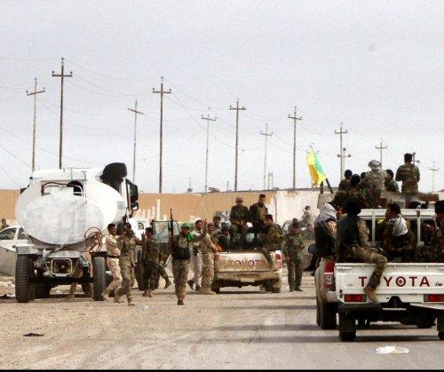 U.N.: Over 90,000 displaced in western Iraq